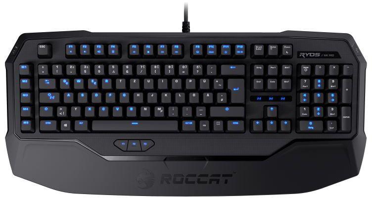 Clavier gaming Roccat Ryos MK Pro (MX Black)