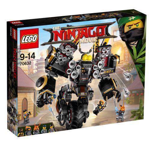 Jouet de construction Lego Ninjago Le robot sismique - 70632