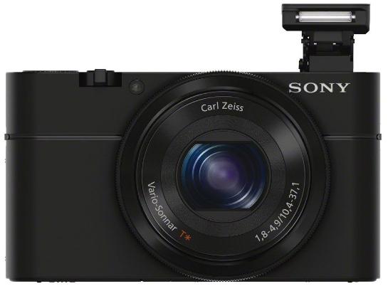 Appareil photo numérique Sony DSC-RX100 - 20,2 Mpix, Zoom optique 3,6x