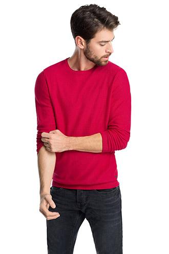 Pull-over en coton - Plusieurs coloris (Toutes les tailles)