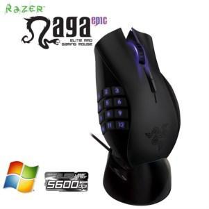 Souris Razer Naga Epic Elite Wireless