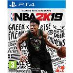 NBA 2K19 sur PS4 ou Xbox One, Nintendo Switch +75000 VC offerts