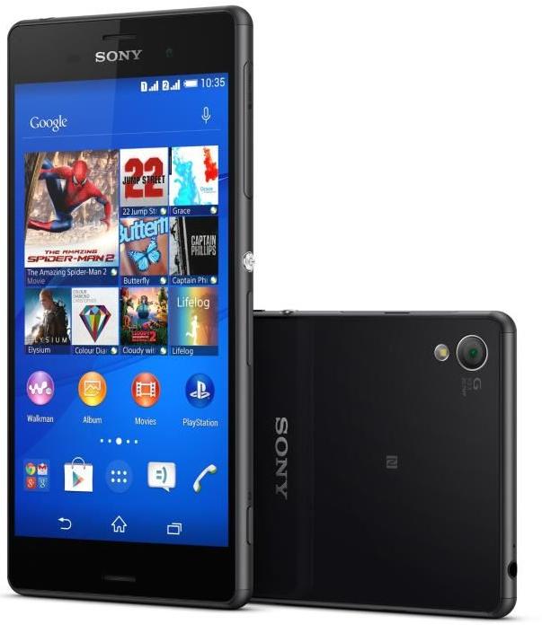 """Smartphone 5.2"""" Sony Xperia Z3"""