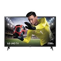 """Tv LED 75"""" LG 75UK6200 - 4K UHD, Smart TV, HDR (Via 559,60€ sur la carte fidélité)"""