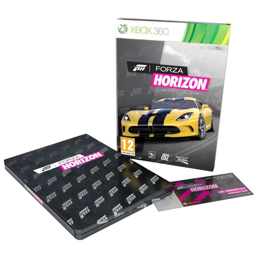 Forza Horizon édition collector