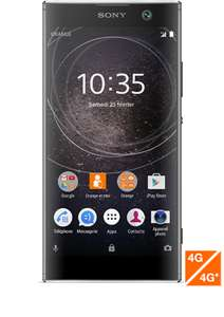 """Smartphone 5.2"""" Sony Xperia XA2 - 32Go, 4Go de Ram (via ODR de 30€)"""
