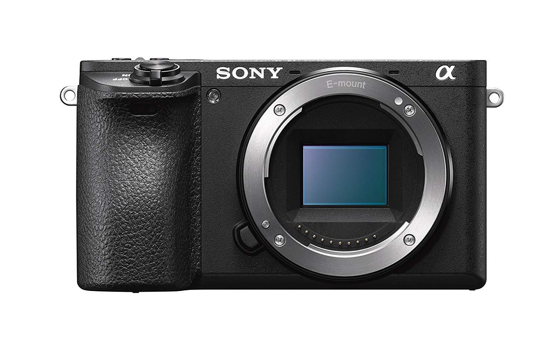 Appareil Photo Numérique Sony A6500  ILCE-6500 - Noir