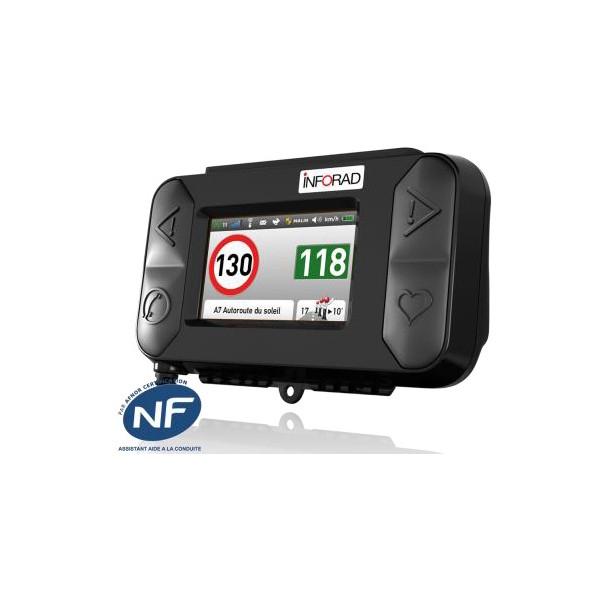 Inforad Smart Pack Moto Europe abonnement à vie