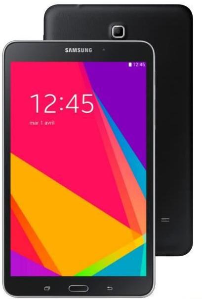 """Tablette 8"""" Samsung Galaxy Tab 4 - 4G - 16Go - Noir"""