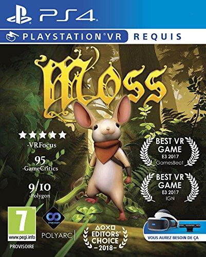 Moss sur PS4 VR