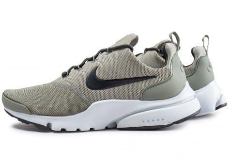 Chaussure Nike Presto Fly kaki du 43 au 46