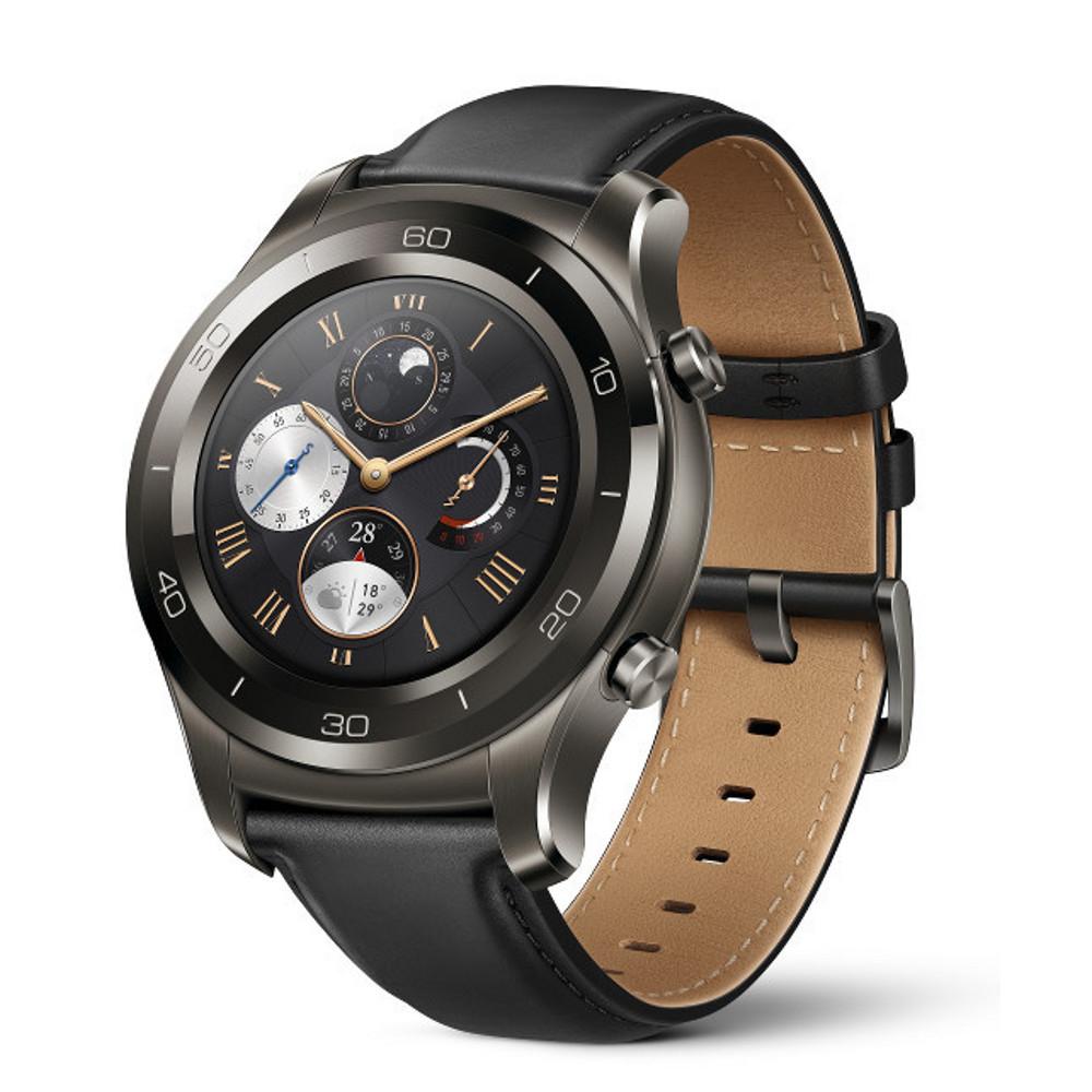 Montre connectée Huawei Watch 2 Classic - Noir