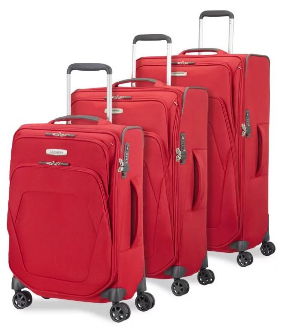 Lot de 3 valises Samsonite Spark SNG Set (Spinner 55CM + Spinner 67CM + Spinner 79CM)