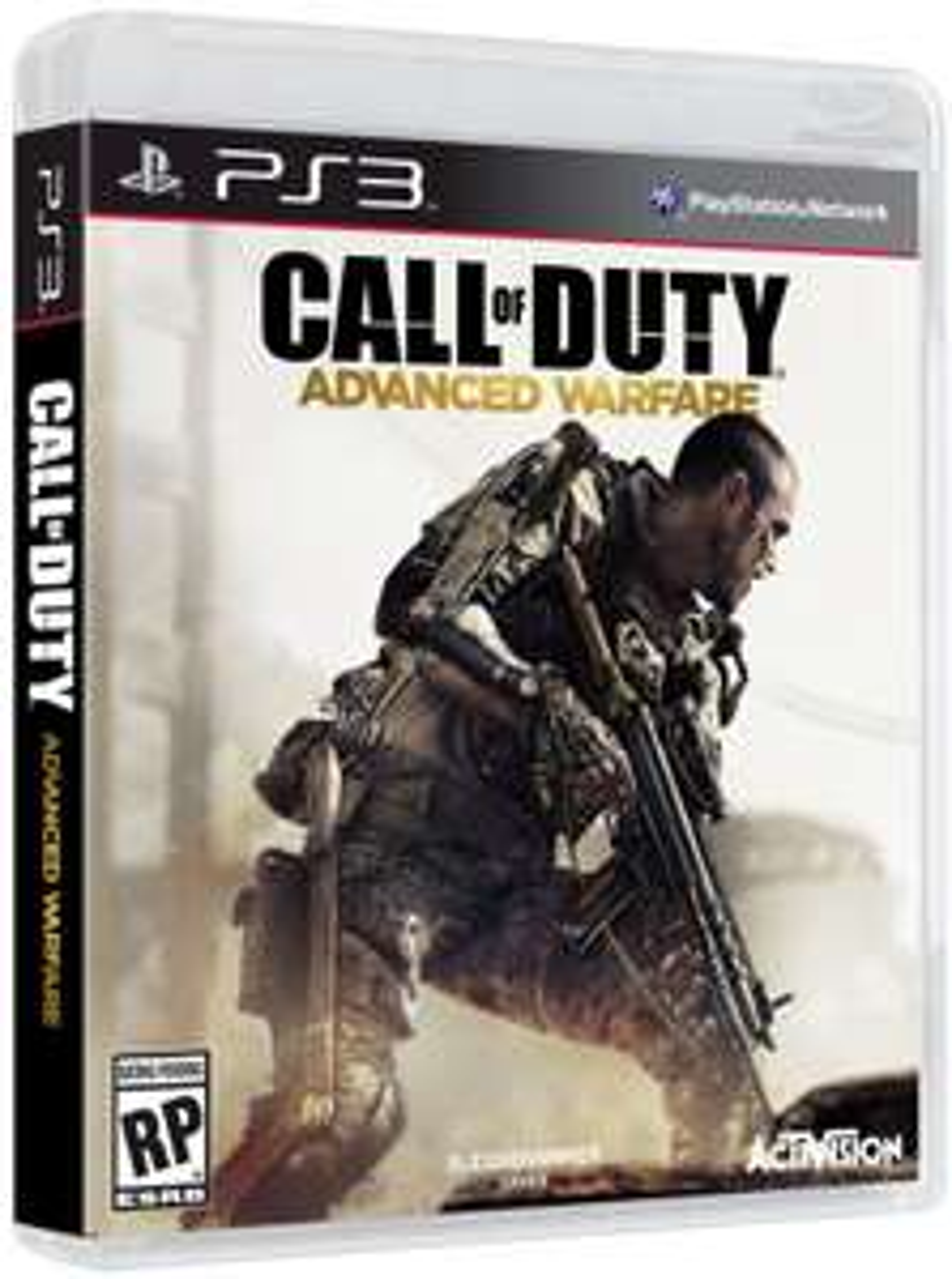 Jeu Call of Duty Advanced Warfare sur PS3
