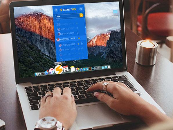 License VPN FastestVPN Lifetime à vie - 10 Utilisateurs