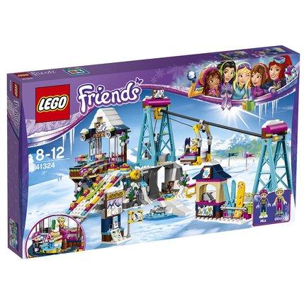 Jeu de Construction Lego 41324 - La station de ski