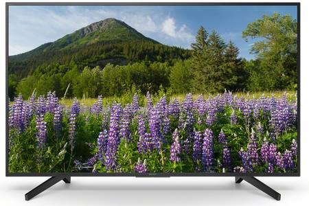 """TV 65"""" Sony KD65XF7096 - 4K UHD (164cm)"""