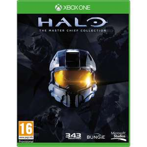 Jeu Halo The Master Chief Collection - Xbox One
