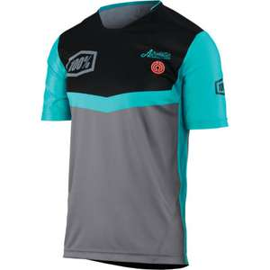 Maillot 100% Airmatic Fast Time rouge