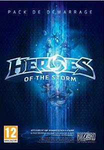 Pack de démarrage Heroes of the storm sur PC - version boîte