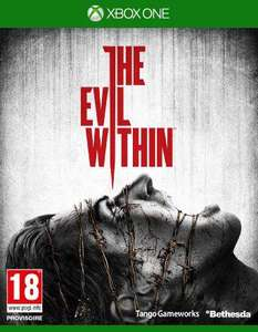 Jeu The Evil Within (Inclus DLC The Fighting Chance Pack) sur Xbox One
