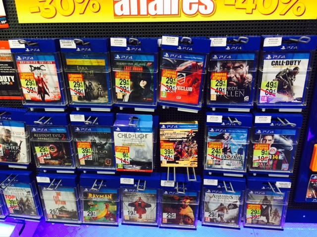 Séléction de Jeux PS4 en promo - Ex : The Order - édition limitée