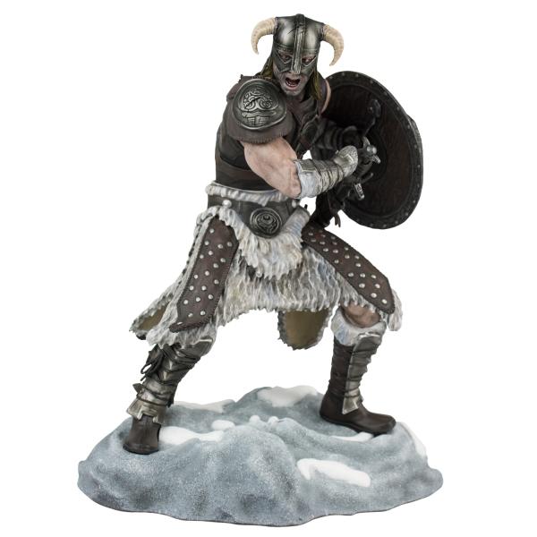 "Figurine ""Enfant de Dragon"" The Elder Scrolls V: Skyrim - 24 cm"