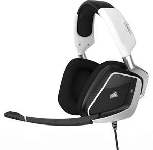 [adhérent] Casque Gaming Corsair VOID Pro Surround (PC/PS4/Xbox One, USB 3.5mm, Dolby 7.1)