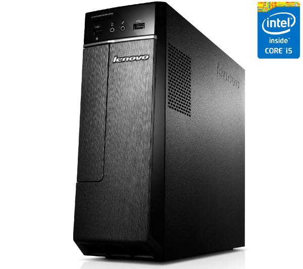 PC de bureau Lenovo IdeaCentre H30-50 (i5 4460, 4 Go Ram, Radeon R5 235, Windows 8)(ODR TVA)