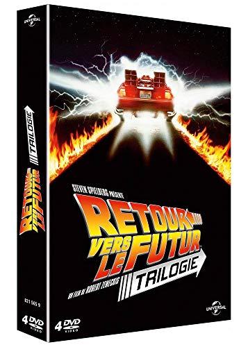 Coffret DVD : Retour Vers le Futur la Trilogie