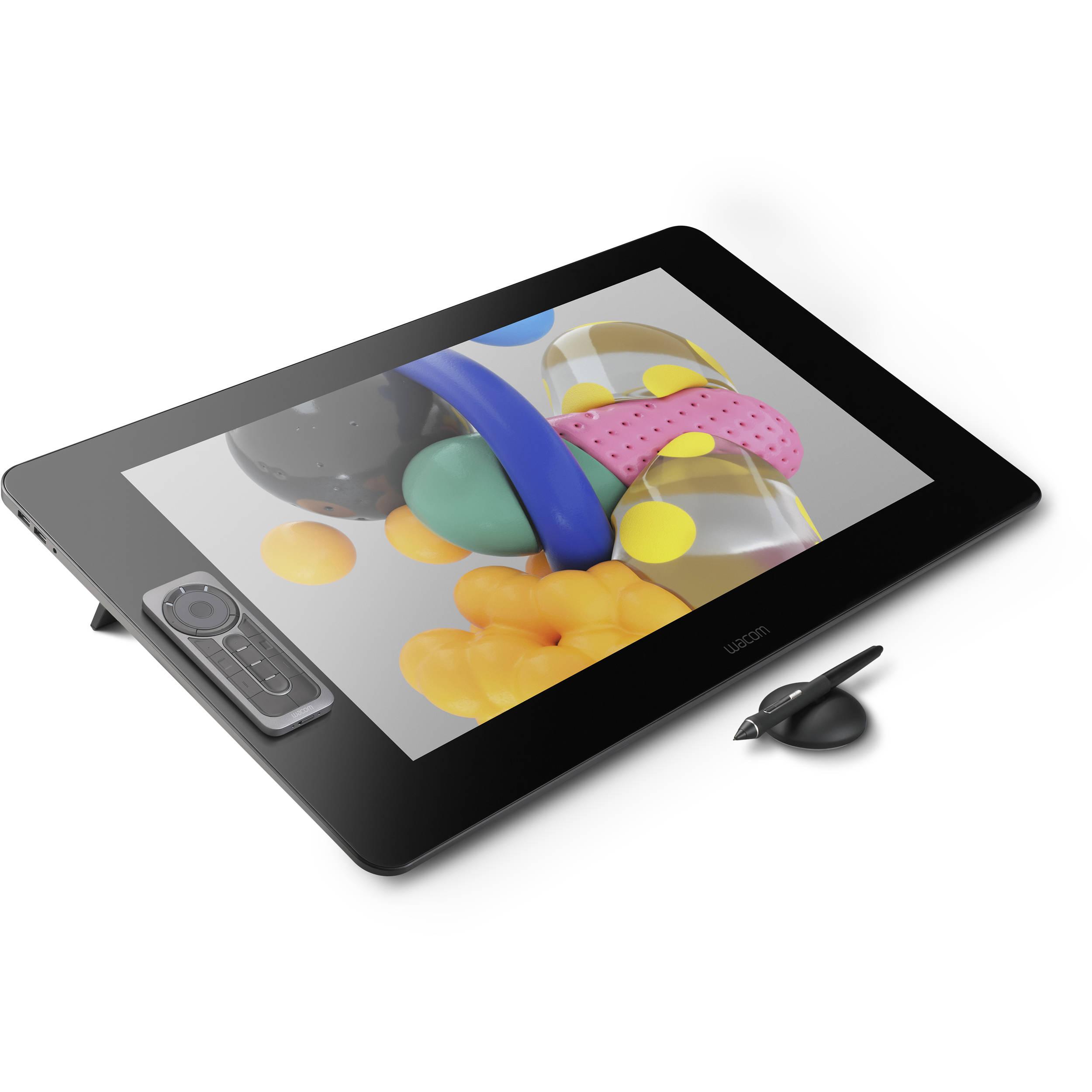 Tablette graphique Wacom Cintiq Pro, 24 (eu-store.wacom.com)