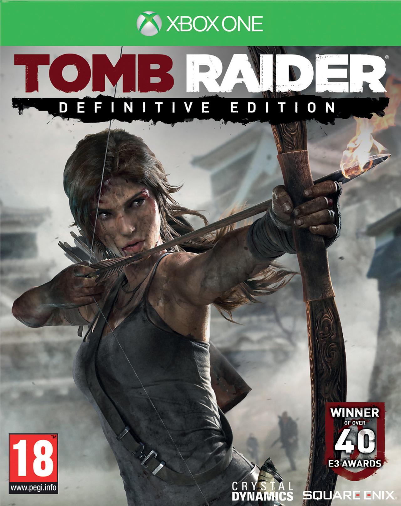 [Abonnés Gold] Tomb Raider Definitive Edition sur Xbox One (Dématérialisé)