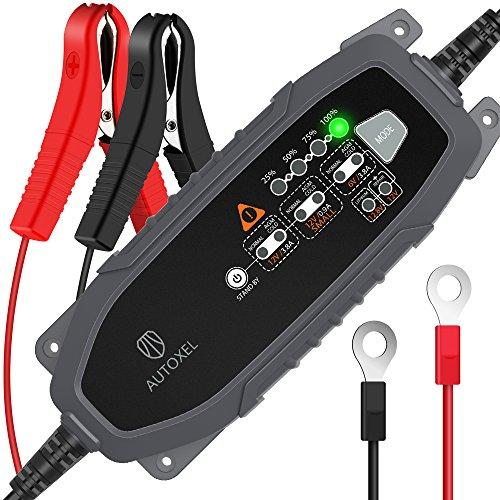Chargeur de Batterie Autoxel - 6V/12V 3.8A (vendeur tiers)
