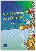 """Livre gratuit """"À la découverte de l'Europe !"""" (44 pages)"""