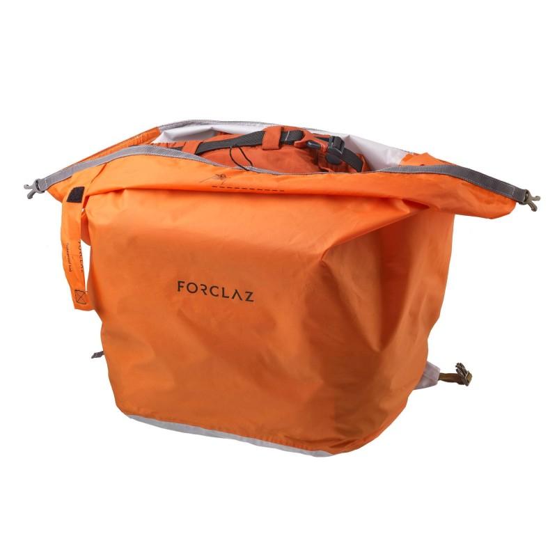 Housse FORCLAZ Trek imperméable - Orange