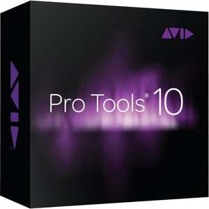 AVID Pro Tools 10 Version Etudiant
