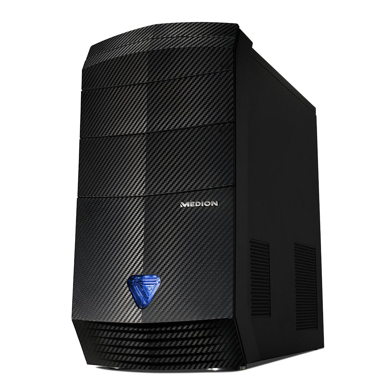 PC de bureau Medion P5327H/B522 (Core i5 4460, GeForce GTX 960, 8Go RAM, 128Go SSD + 1To HDD, Sans OS)