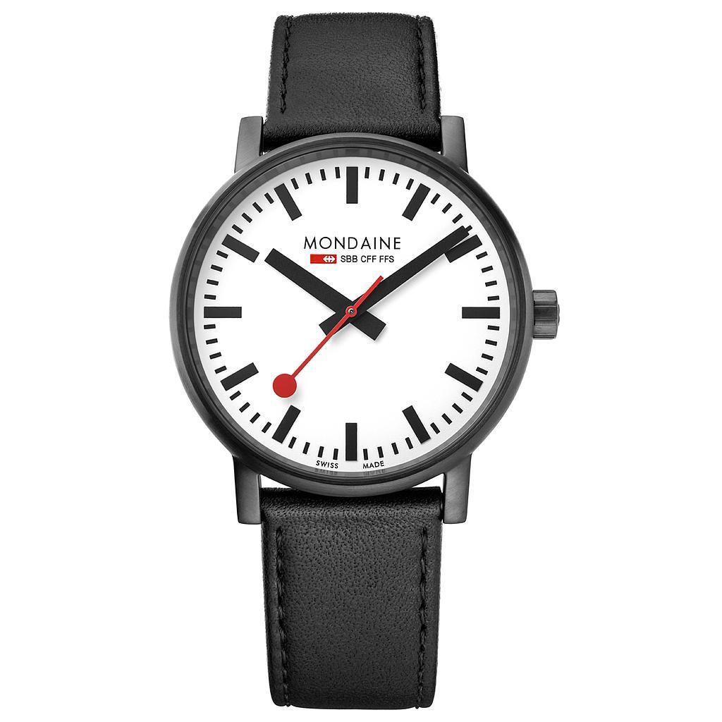 -45% sur les montres Mondaine - montresmondaine.fr -  Ex: Montre Mondaine Evo 2