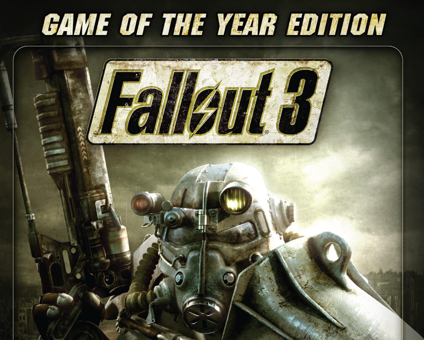Fallout 3 GOTY Edition (VPN russe) + jeux offerts (Dématérialisé - GOG)