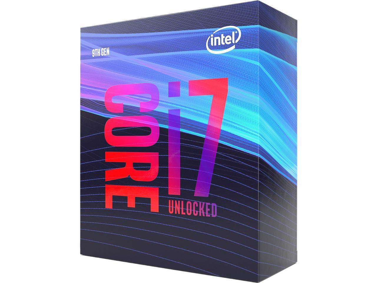 Processeur i7 9700K (411,99 avec le code NEWEGG2018FRA)