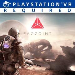 Jeu Farpoint sur PS4 - PSVR (Dématérialisé)