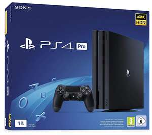 Console Sony PS4 Pro CUH-7216b 1 To