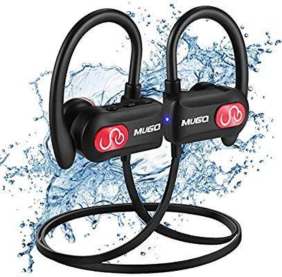 Écouteurs sans fil étanche Donerton avec micro - Bluetooth  (vendeur tiers)
