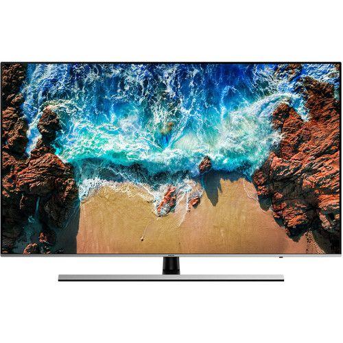 "TV 55"" Samsung UE55NU8000 - Ultra HD 4K, 4HDMI (762.51€ avec le code BLACKWEEKEND)"