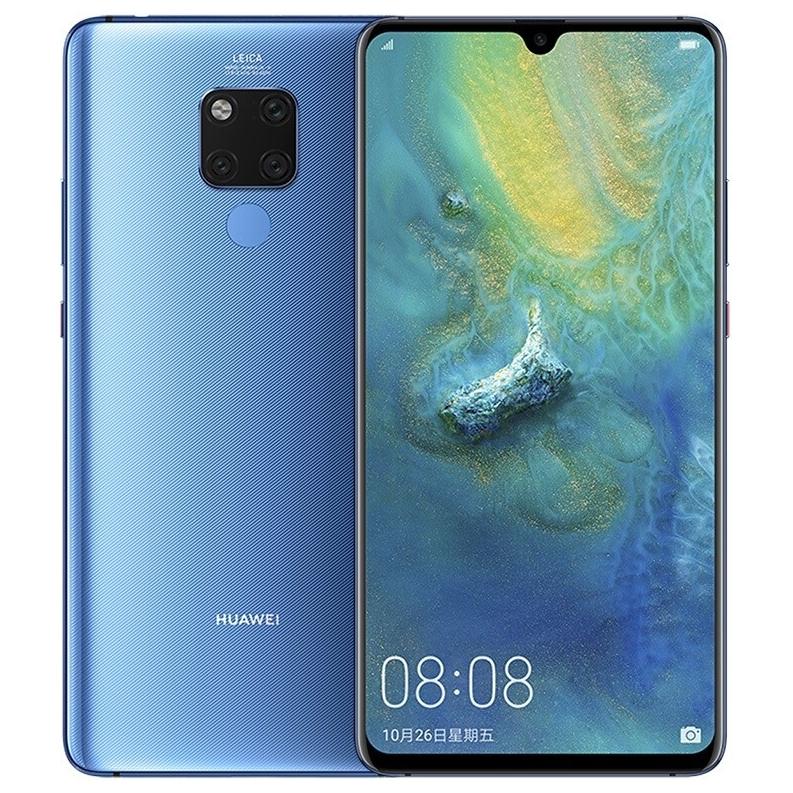 "Smartphone 7.2"" Huawei Mate 20 X (B20) - AMOLED Full HD+, Kirin 980, RAM 6 Go, 128 Go, 5000 mAh, 40+20 MP & Selfie 24 MP (+ 157.80€ en SP)"