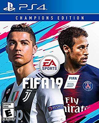 FIFA 19 : Champions Edition sur PS4 (Dématérialisé)