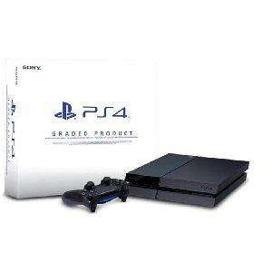 [Membres Premium Amazon.de] Console Sony PlayStation 4 500 GO - Reconditionnée - Garantie 12 mois