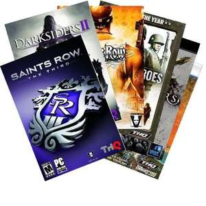 THQ Mega Pack [Download - Steam] 19 jeux PC