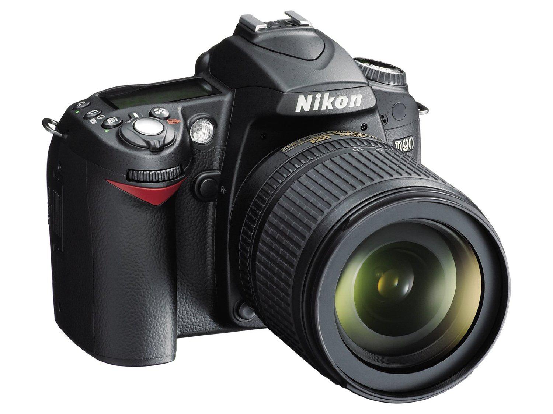 [Membres Premium Amazon.it] Reflex Nikon D90 + Objectif Nikkor 18/105VR
