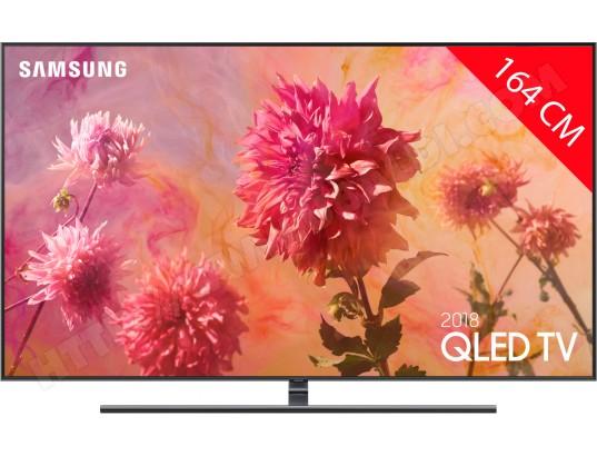 "TV 65"" Samsung QE65Q9F (2018) - QLED 4K (Via ODR de 600€)"
